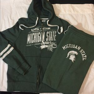 Pants - MSU Outfit