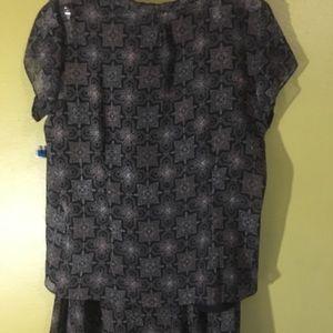 3 piece Dress