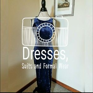 Dresses, Suits and Formal Wear