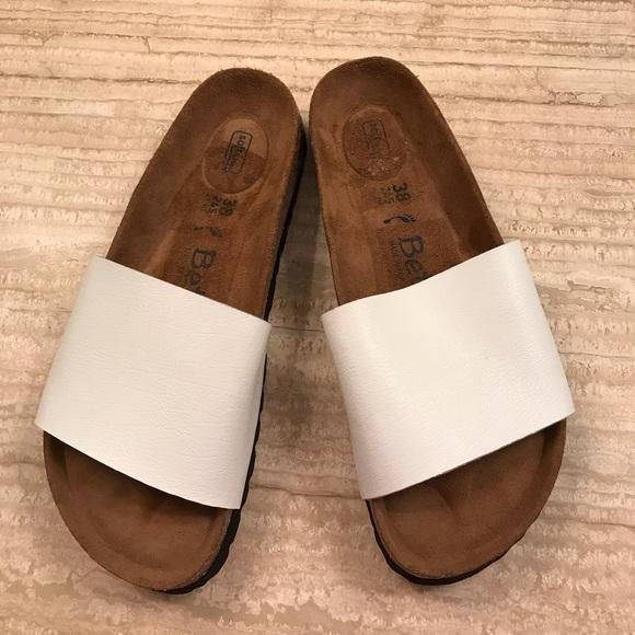 828a97c9bc03 Birkenstock Shoes - Birkenstock Betula Reggae slide sandals