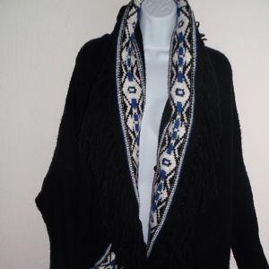 NWT Ralph Lauren Polo blanket Cardigan sweater