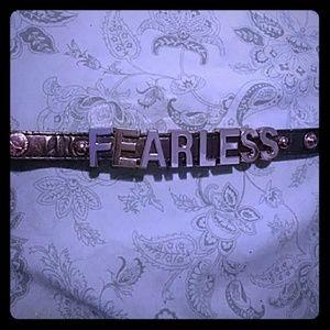 BCBGeneration Fearless snap bracelet