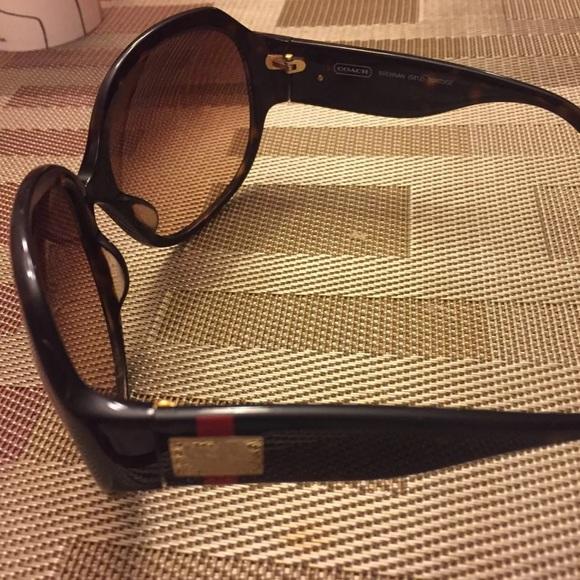 b8d671016093f ... ebay where can i buy authentic coach brennan s812 tortoise sunglasses  a3d2b 9bdfe a51ab dcb38