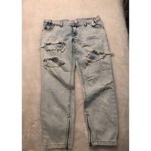 One teaspoon freebird jeans