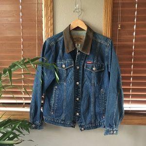 Vintage Columbia Jean Jacket