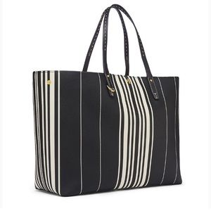 Tory Burch Kerrington Bold Stripe Tote