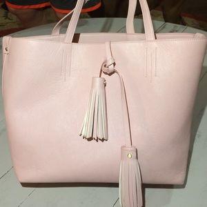 Light pink Merona tote