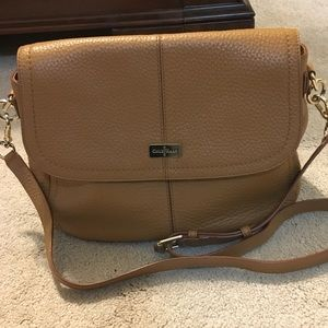Cole Haan cross body bag!