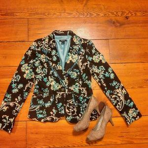 SALE!☀ Velvet Blazer Jacket! Karen Kane sz. 6