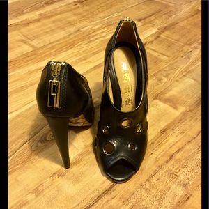 L.A.M.B. Black Heels