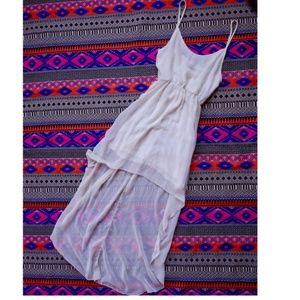 Brandy Melville Hi-Lo Dress