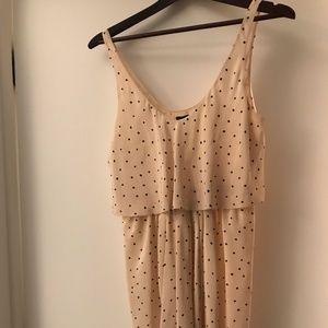 Aritzia Babaton Ronnie Silk Mini Dress