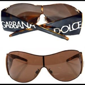 Dolce & Gabbana 2005 Sunglasses in Brown Tortis