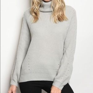59% off Sweaters - Baggy Cowl Neck Sweater from Tess's closet on ...