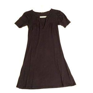 LAMade cotton v-neck dress