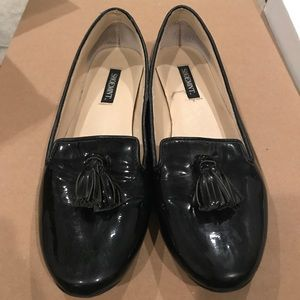 Shoemint patent loafers sz 6.5