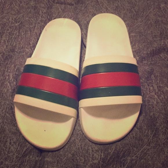 e5c82c7def78 Gucci Other - Size 11 Men s Gucci Slides