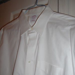 Brooks Brothers White Dress Shirt