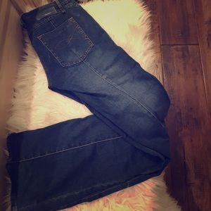 A light weight comfortable bcbg jeans