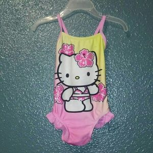 Other - 12-18mo Hello Kitty swim suit