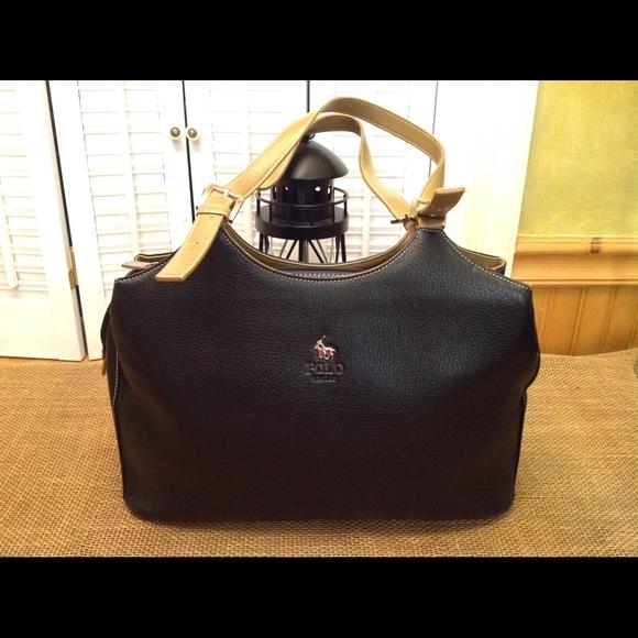3d07a198e91 Polo by Ralph Lauren Bags | Polo Victor Bag | Poshmark