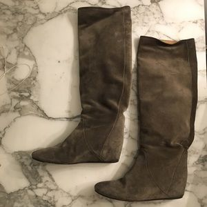 Lanvin knee high boots! 36