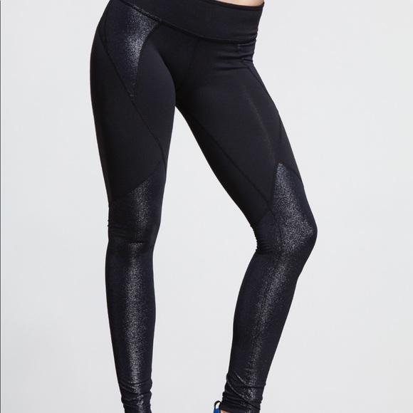033eba9539df0 Beyond Yoga Pants   Shimmer Panel Legging   Poshmark