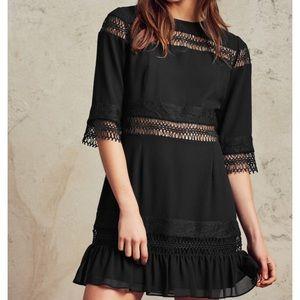 Tularosa Small black dress
