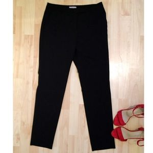 Black Work Pants