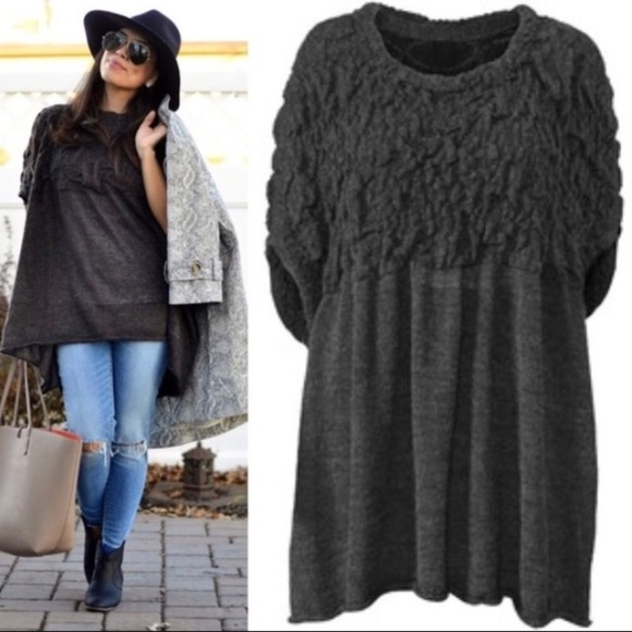 CAbi - CAbi Waverly Poncho Limited Edition Sweater #3124 from ...