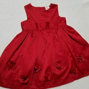 Carters dress 6M