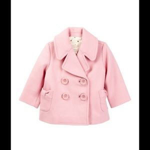 Pink Coat Kate Spade ♠️