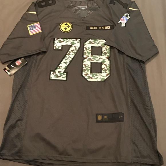 villanueva salute to service jersey