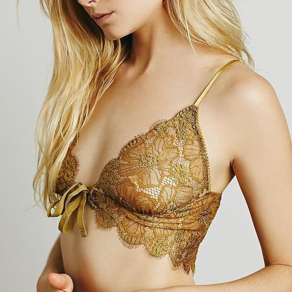 6dfe1f467e For Love And Lemons Other - FL L HoneySuckle Bralette