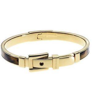 Michael Kors Jewelry - michael kors // tortoise-shell buckle bracelet