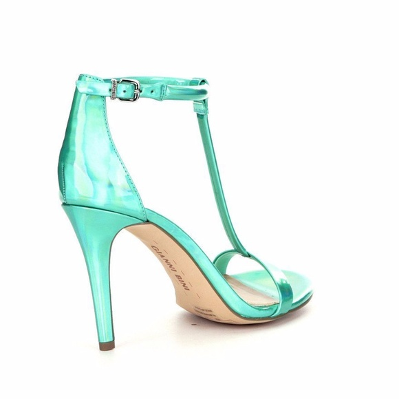 008faea8f38 Gianni Bini Antonias T-Strap Dress Sandals Boutique