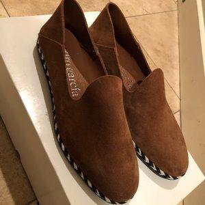 Pedro Garcia rope trim loafers