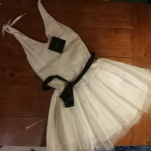 Ballerina inspired tulle dress, NWT Cynthia Rowley