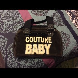 Juicy Couture Make-Up Bag