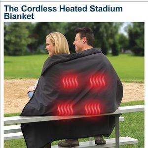 Accessories - ISO super duper need this cordless heated blanket!