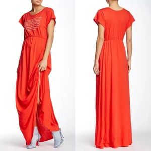 "❤️ RARE Wildfox ""This Is Love"" Piper Maxi Dress"