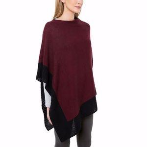 Jackets & Blazers - Wool & Cashmere Poncho