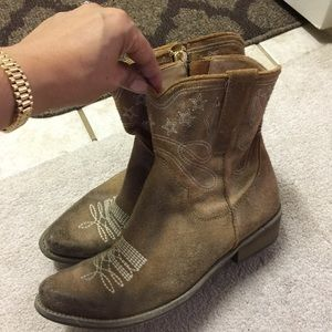 Boutique 9 Bt Jolisa Brown Boots