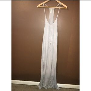 Loveappella racerback maxi dress