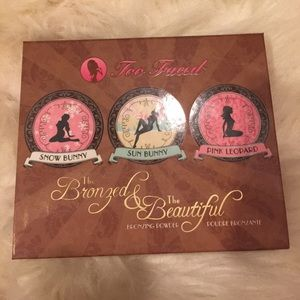 Too Faced The Bronze & Beautiful Palette