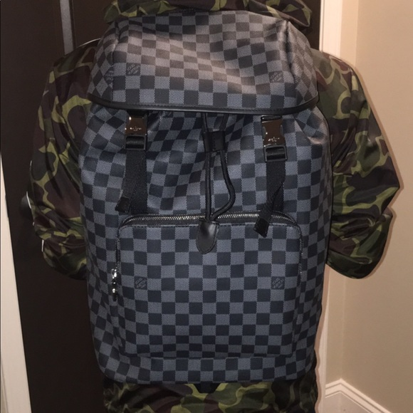 eb53733614d6 Louis Vuitton Other - LV Zack Backpack