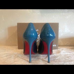9e1229423de8 Christian Louboutin Shoes - Christian Louboutin Yootish 100 Ombre Heel 39