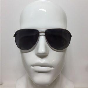 Tom Ford Erin TF 466 Silver Polarized Sunglasses