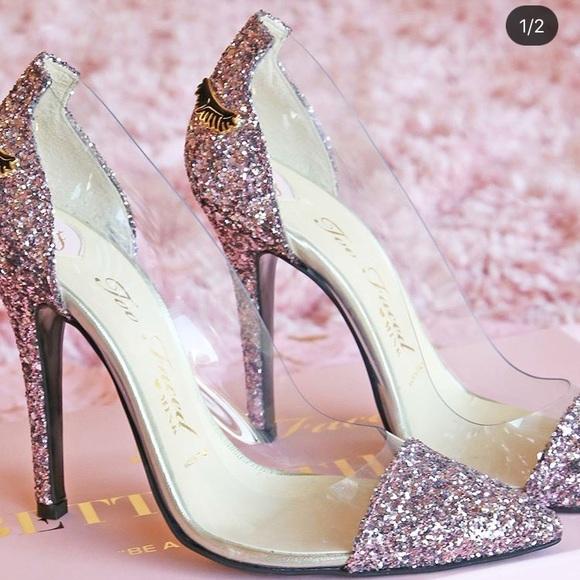 Too faced better than sex heels BNIB