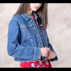VTG CK Jean jacket